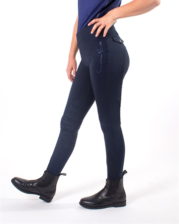 Junior tights med grip, QHP Phylicia