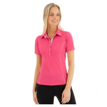 Polo t-shirt, ANKY Essential, Azalea