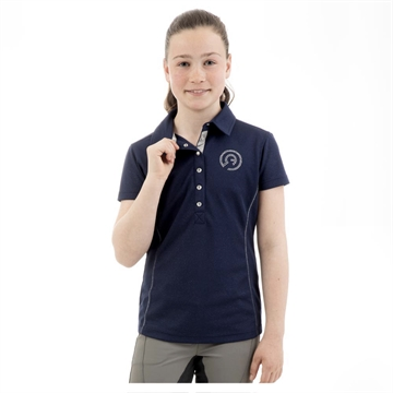 Polo t-shirt, ANKY Essential, Dark Blue