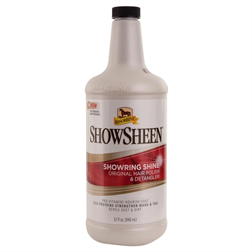 Absorbine Showsheen Spray, Refill